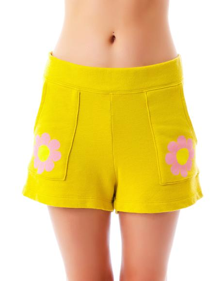 Flower Girl Coast Shorts