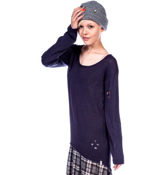 One Teaspoon Stevie Knit Dress