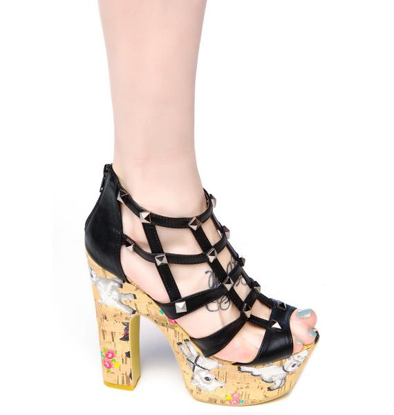 Iron Fist Black Sheep Wedge Platform