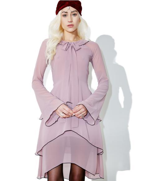 Souffle Midi Dress