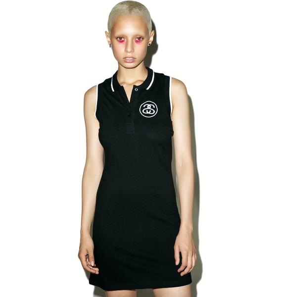 Stussy Ace Pique Dress
