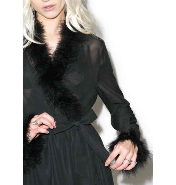 24HRS Little Jezebel Robe