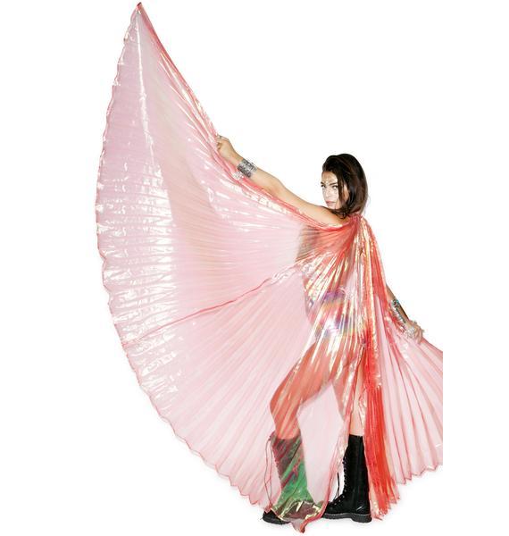 Flutterfly Baby Angel Wings