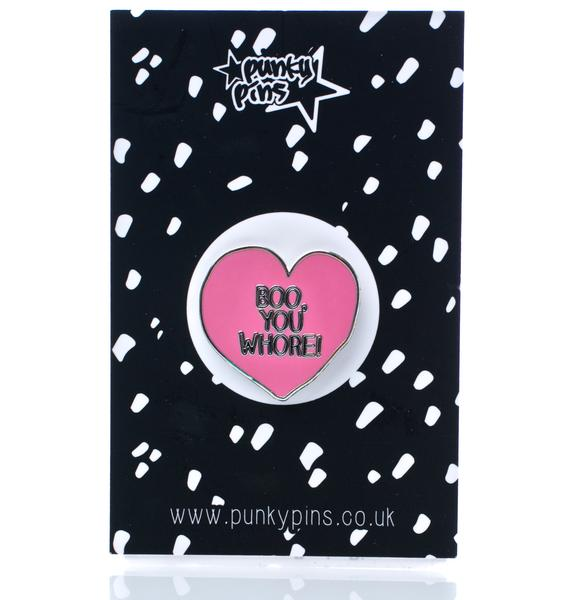 Punky Pins Mean Gurl Pin
