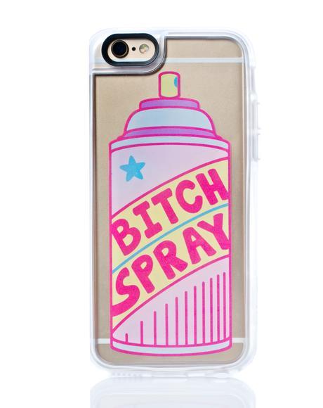 Bitch Spray iPhone 6/6S Case