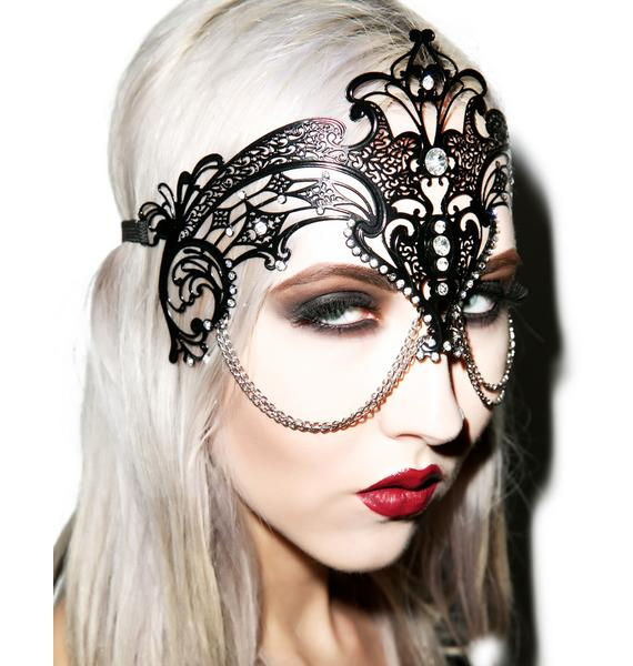 The Dark Masquerade Mask