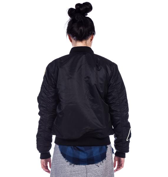 Joyrich Outdoor Patch Jacket