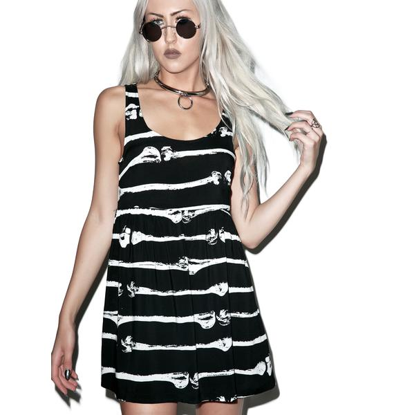 Iron Fist Bone Me Dress
