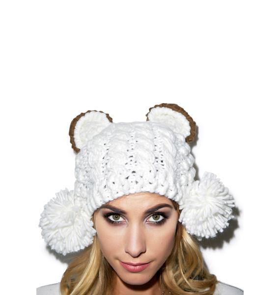 Give Me A Pom Pom Hat