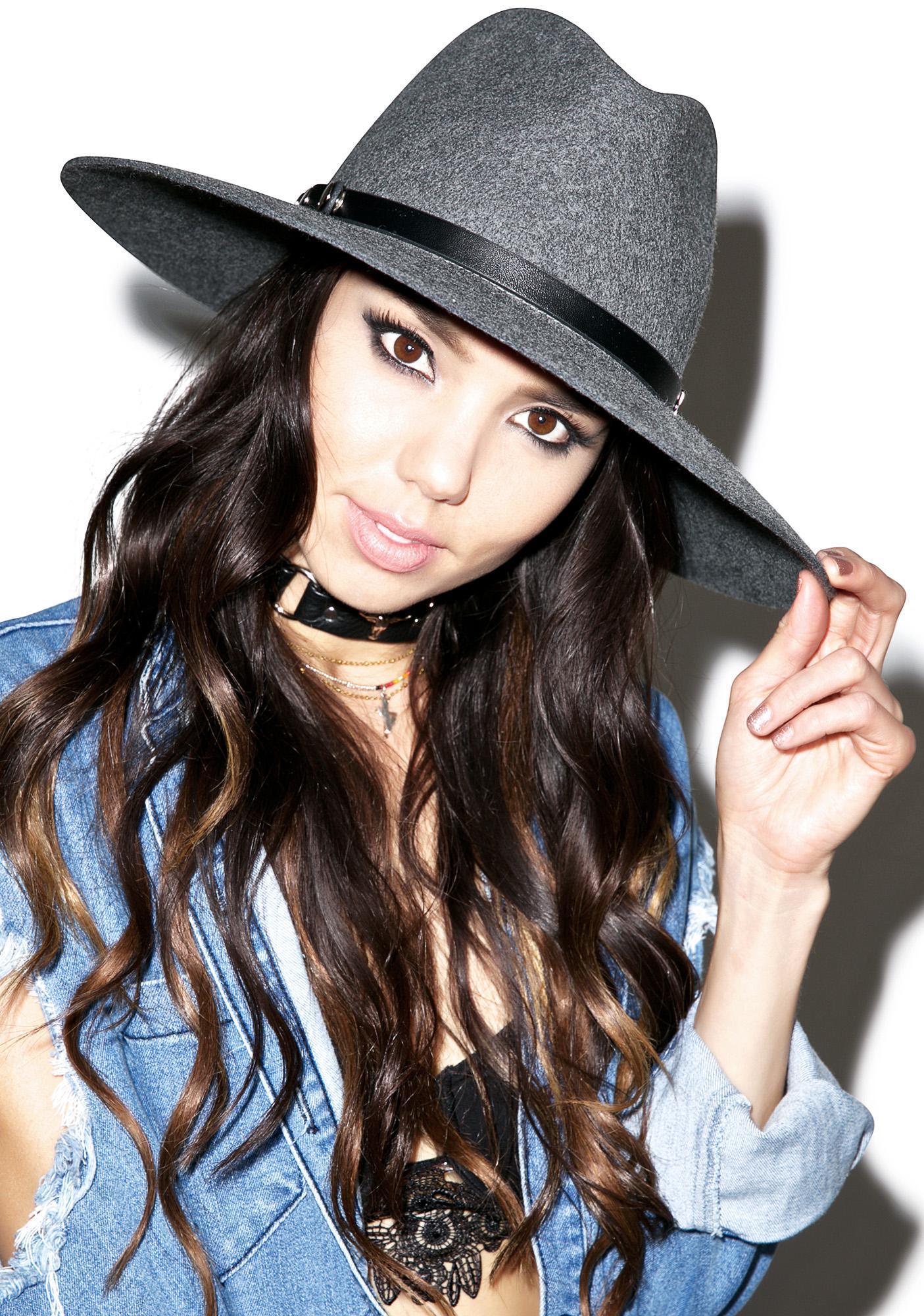 Desert Dame Wool Hat
