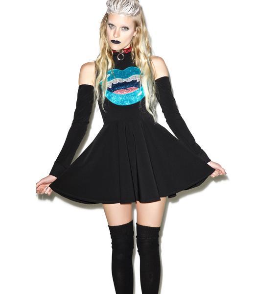 Indyanna Lilly Glitter Vamp Skater Dress