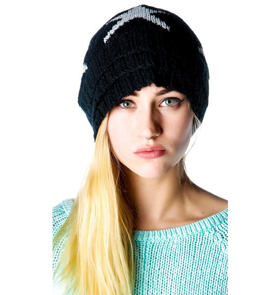 Wildfox Couture Seeing Stars Layered Beanie