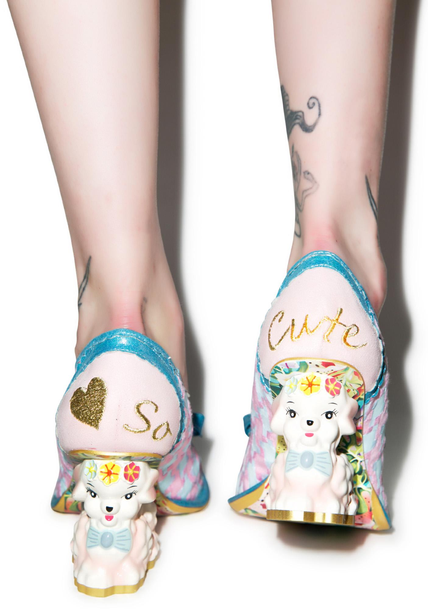 Irregular Choice Baah Baah Heels
