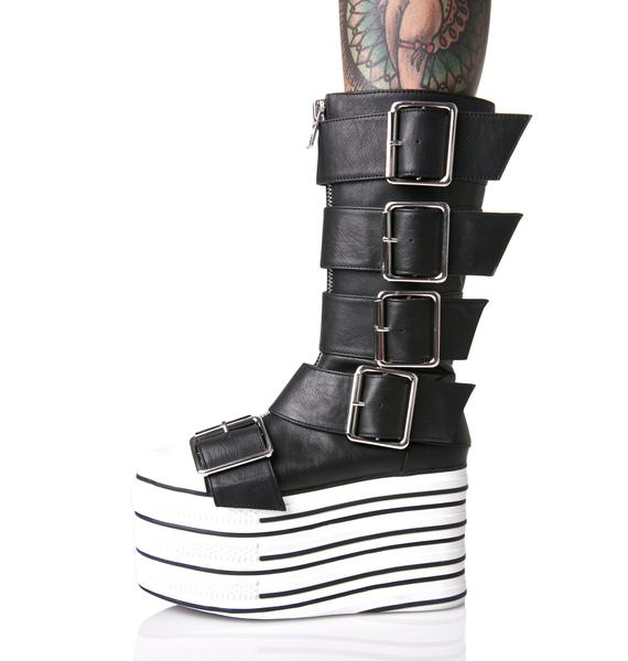 Current Mood Blazed Platform Sneakers
