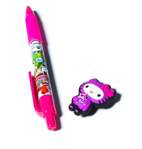 Tokidoki x Hello Kitty Ninja Pen