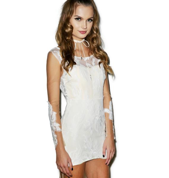 Cake Topper Maxi Dress