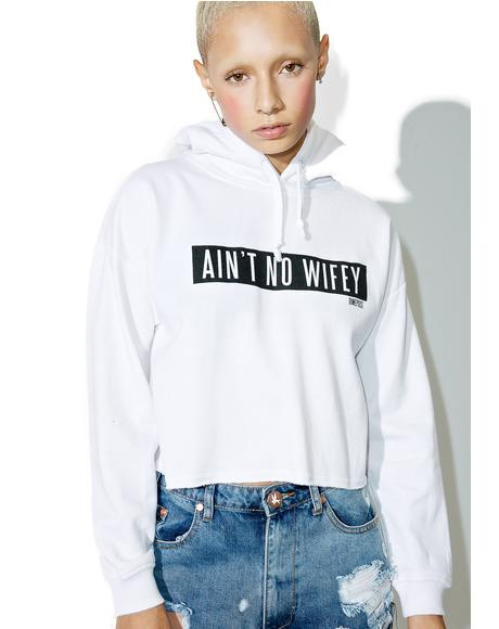 ANW Cropped Hoodie