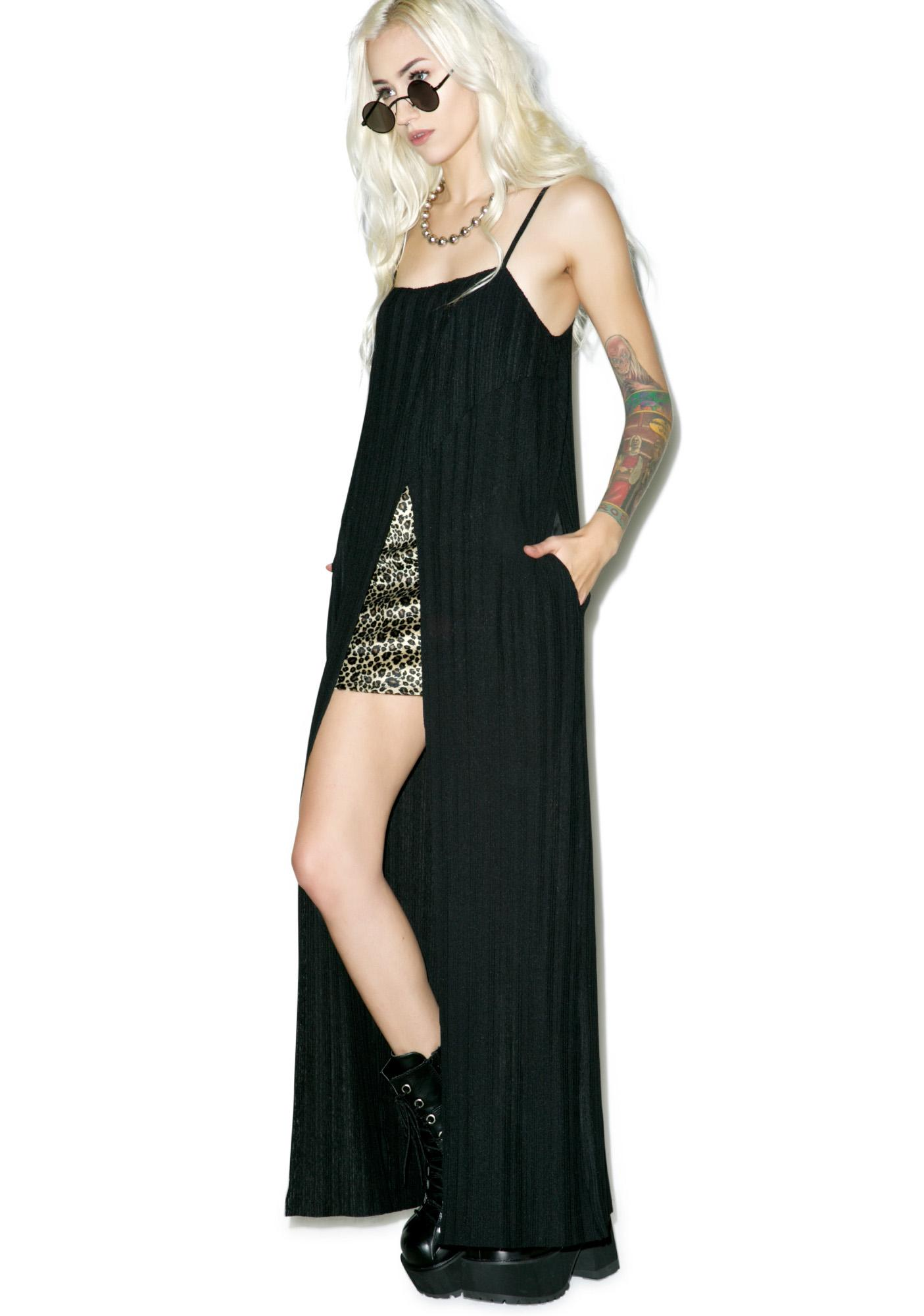 Illusionist Maxi Dress