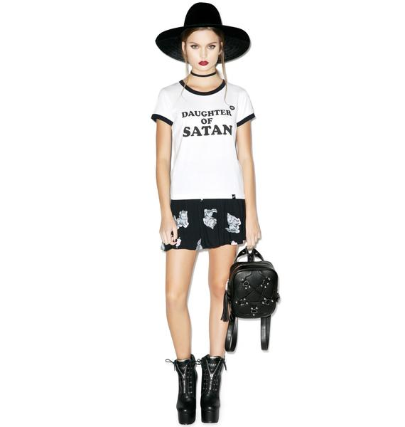 Illustrated People Daughter of Satan Ailsa Tee