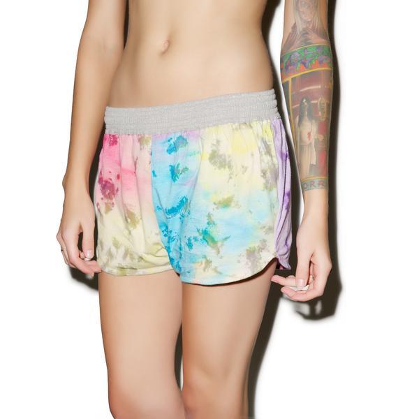 Rainbow Bold Shorts