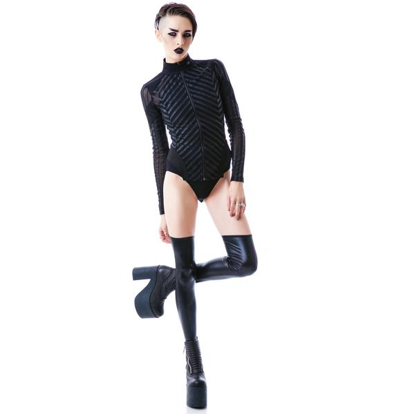 Lip Service Turbo Bodysuit Jacket