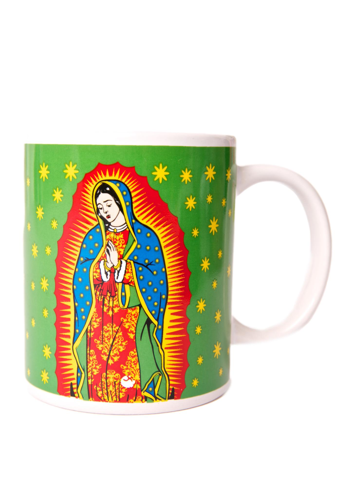 Virgin Mary Mug