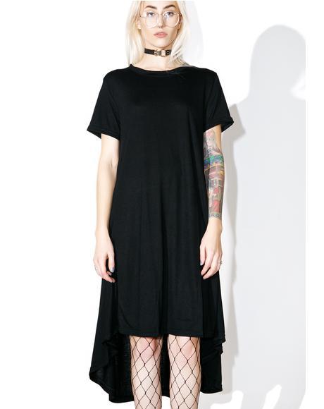 Harlow Hi-Lo Dress
