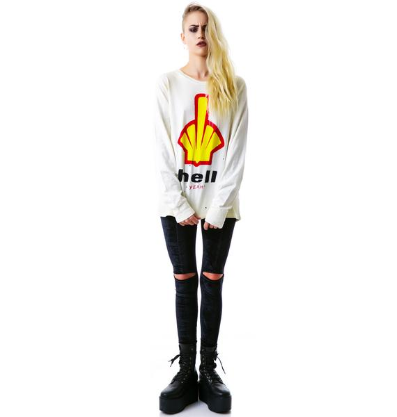 UNIF Hell Yeah Long Sleeve