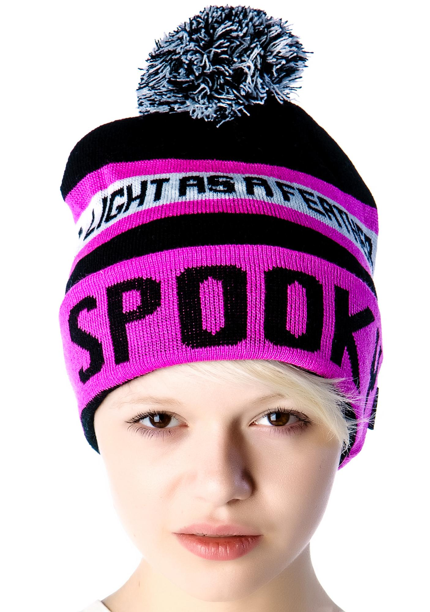 Killstar Spooky Witch Beanie