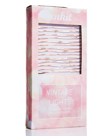 Twinkle Bright String Lights