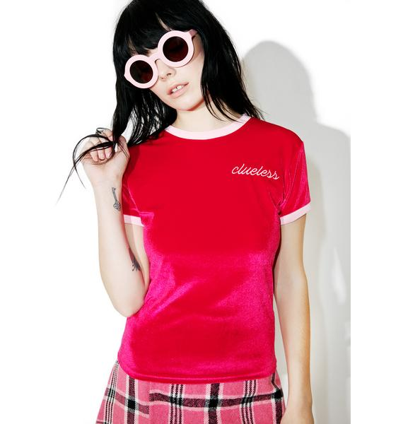 The Ragged Priest Simplici-Tee Top