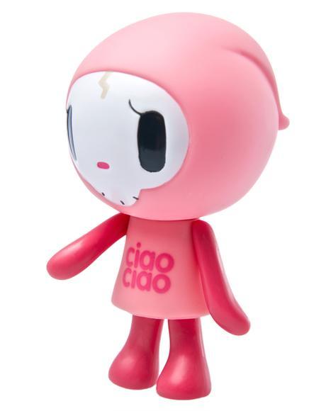 Ciao Ciao Vinyl Toy