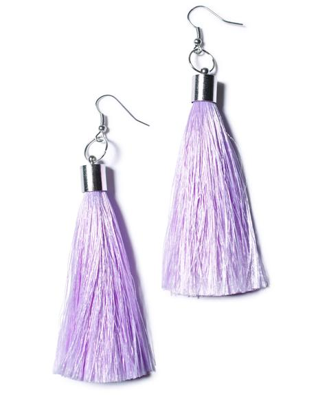 Tila Tassle Earrings