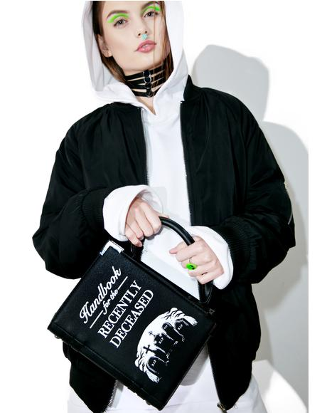 Dee Ceased Book Handbag
