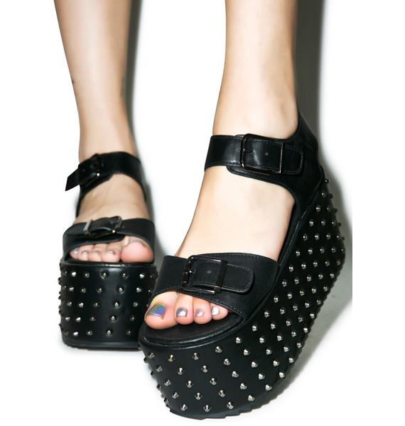 Y.R.U. Orion Studded Platforms