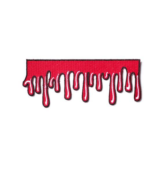 Kreepsville 666 Drippy Blood Patch