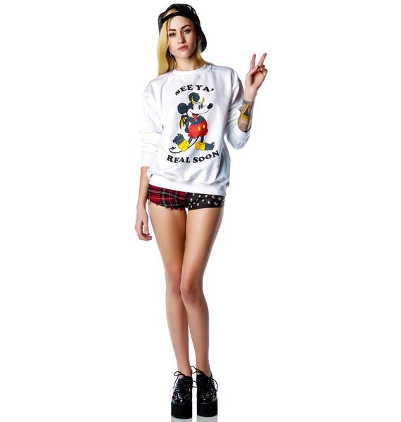 Kill Brand See Ya Real Soon Crewneck Sweatshirt