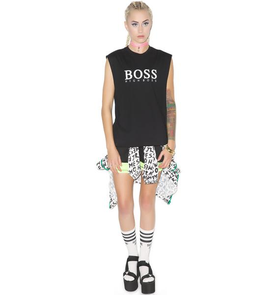 This Is A Love Song High Boss Tee