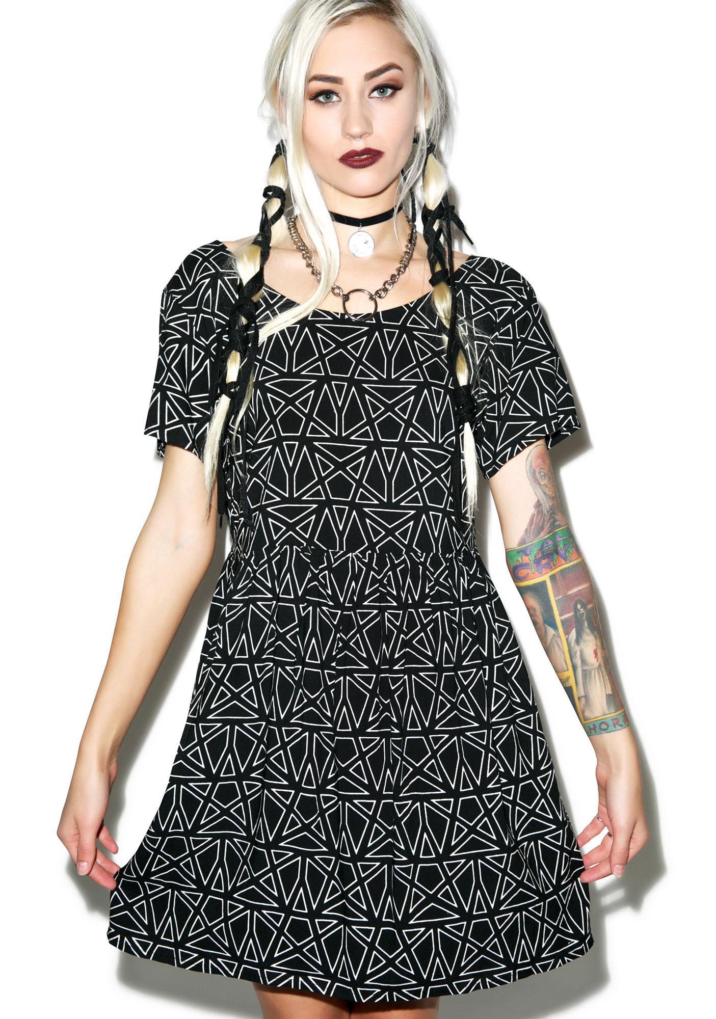Motel Tiara Dress