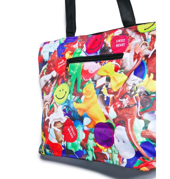 Toybox Tote Bag