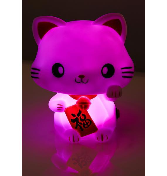 Smoko Lucky Meow Mood Lamp
