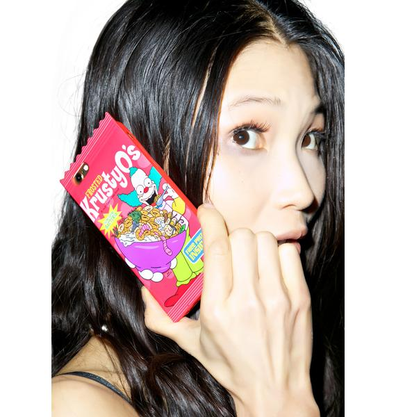 Skinnydip Krusty O's iPhone 6 Case