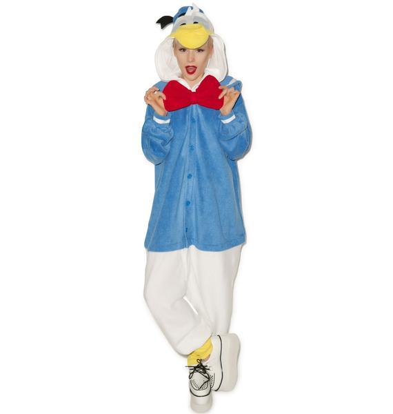 Sazac  Donald Duck Kigurumi