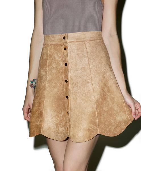 Abbey Mini Skirt