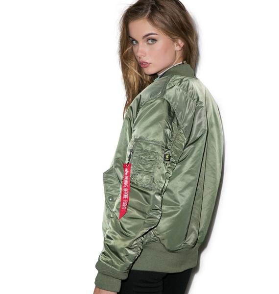 Alpha Industries Yer Da Bomb WR Jacket