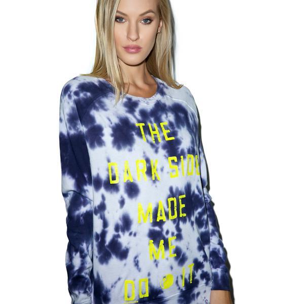Junk Food Clothing Dark Side Sweater