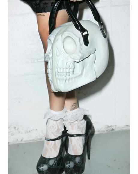 Glow Skull Collection Hand Bag