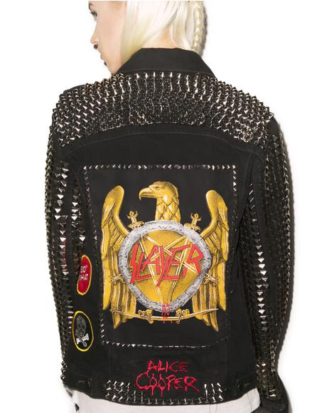 Thrash Battle Jacket