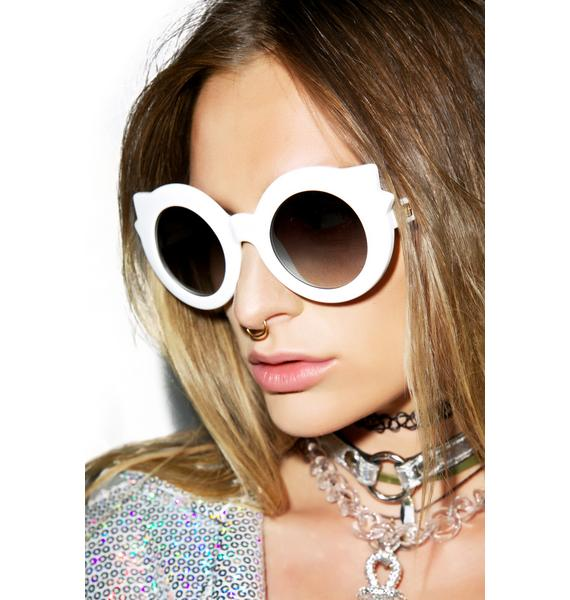 Crap Eyewear The Glossy Hanoi Weekend Sunglasses