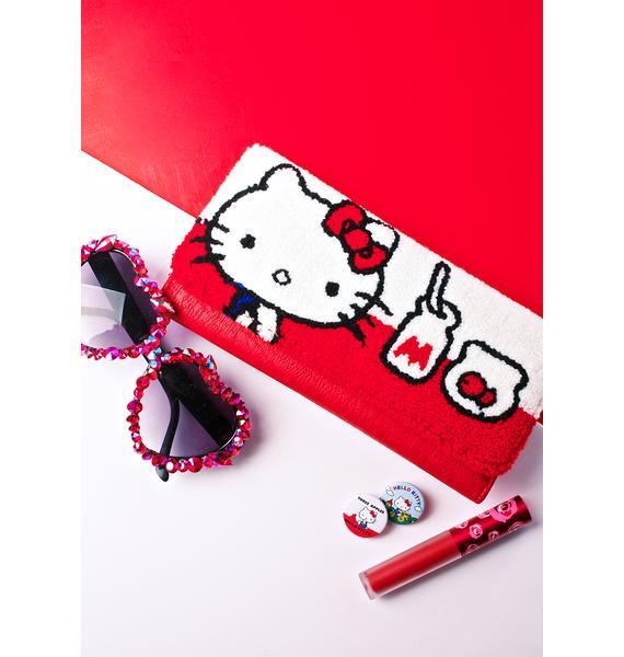 Loungefly Hello Kitty Milk Wallet